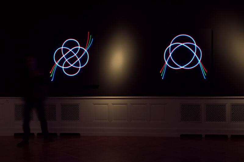 'Ties do not end' par Tami Ichino, Palais de l'Athénée, Genève
